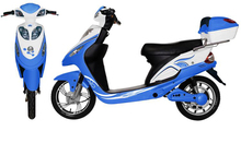 hot sale 350w smart razor electric scooter moped with pedal for lady