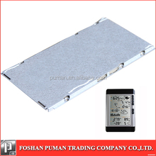 Modern Cheapest low cost coated back light steel sheet