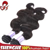 Top quality wholesale real mink brazilian hair remy hair