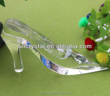 2012 valentines gift,130mm crystal shoes