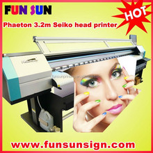 Phaeton UD-3206P 3.2m outdoor large format pvc banner printer (SPT510/35PL,low price with high quality)