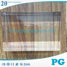 PG modern design glass basketball backboard