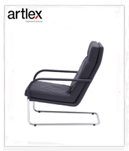 Modern shaking comfortable brands leather recliner