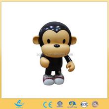 wholesale stuffed monkey toys monkey sculpture plastic monkey toys