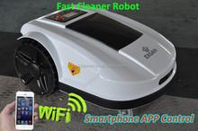 Smartphone APP wi fi controle robô cortador de relva S520 / cortador de grama filtro de ar