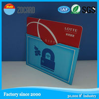 free samples plastic credit card and identity theft protectors