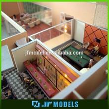 la arquitectura interior modelo maker