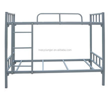 kids modern metal bunk beds /2015 home use modern fashionable kids bunk beds