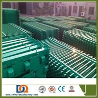 zinc ornamental steel fence manufacturer