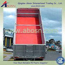 high Wear resistance UHMWPE truck liner/board/sheet/pad/coal bin liner