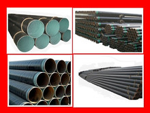 Epoxy/3pe/cement Coated Fluid Seamless Pipe Best Price For Sale