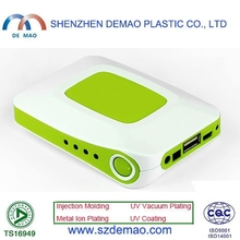 mobile power bank plastic shell cover manufacturer