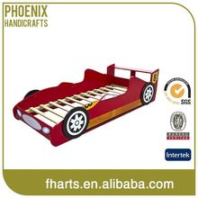 Lowest Cost Custom Shape Printed Recycled Wood Bed India
