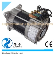 3kw 72v Three Phase AC Asynchronous Motor For Electric Vehicle
