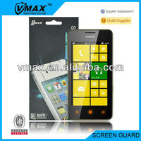 Screen protector smartphone for Huawei W2 oem/odm (Anti-Fingerprint)