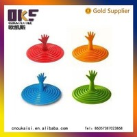 silicone bathroom shower water stop, kitchen sink drain stopper