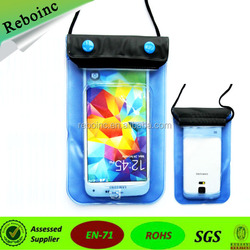 PNGXE new arrival IPX8 pvc universal mobile waterproof phone bag for cell phone