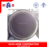 industrial and hydraulic rubber hose spiral reinforced hose made in china