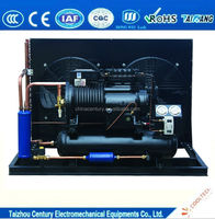 3HP cold storage cold room cooling system refrigeration Bitzer condensing unit