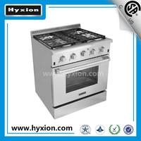 Hyxion 30 Inch professional hyxion gas range reviews