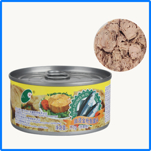 skipjack canned tuna fish