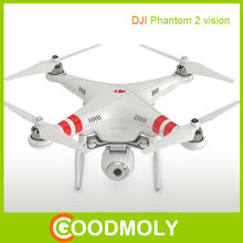Integrated aircraft Drone DJI phantom 2 vision gps smart drone quadcopter with camera
