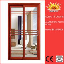 Metal Aluminum cabinets with glass sliding door SC-AAD005