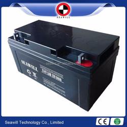 Gel Battery 12v 60Ah for UPS, Wind, Solar, Communication System