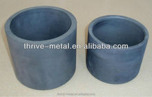 High Pure graphite crucible for melting cast iron