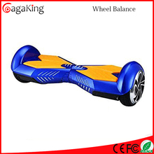 Balancing scooter electric personal transporter 6.5 inch 1-2 hours charging time 2 wheeled self balancing scooter