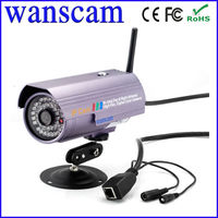 CMOS 300k pixel p2p wireless wifi internet webcam from Wanscam ip camera manufacturer
