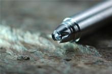 Welcome OEM ODM titanium ergonomic pens