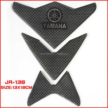 motorcycle tank pad protector For Yamaha R1/R6 YZF-R1/R6 XJR1300 XJ6 125