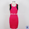 chinese clothing factory forever 21 wholesale clothing OEM service for bodycon dresses smart casual