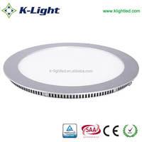 round led panel light TUV SAA Certified