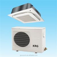 Cassette ceiling air conditioner air to air heat converter
