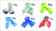 China supplier alibaba wholesale designer brand twill silk scarf