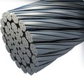 ungalvanized亜鉛めっきワイヤロープはクレーンのホイスト