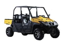 EEC EPA approval 800cc automatic cvt 4x4 mini pickup truck