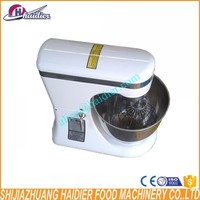 220V electric Automatic Stainless steel 5 liters planetary mixer for cream from China