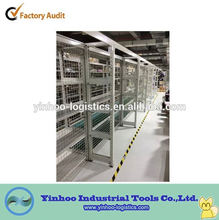 2015 new style high quality steel plate storage vertical rack for sale