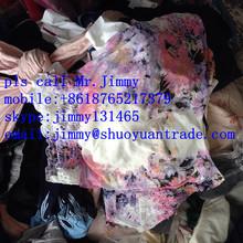 grado A de ropa usada en pacas