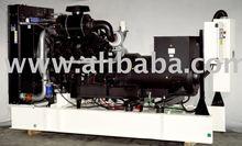 Diesel Generator Open Set