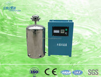 food industry/marine sewage waste water treatment plant with high quality