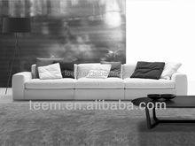 D-63C country style fabric sofa set country style fabric sofa set leather modern sofa