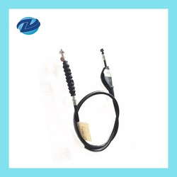 bajaj motorcycle spare parts accelerator cable break cable