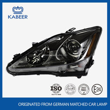 Car lamp type HID and AFS auto head light for Lexus IS300 2006-2012