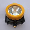 led cordless rechargeable miner caplamp