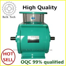 quality guarantee, 99% quality qualified rotary airlock valve design for cyclone / silo / hopper