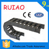 weight bearing nylon cable chain carrier flexible cable tray